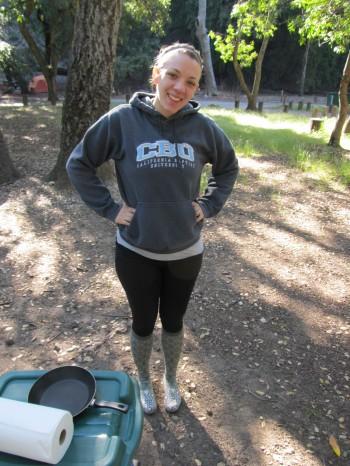 Camping Fashion
