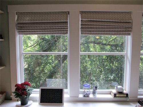 Diy roman shades from mini blinds simply mrs edwards ive solutioingenieria Image collections