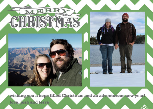 Christmas at the Edwards | Simply Mrs. Edwards